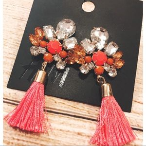 NWT H&M Statement Earrings